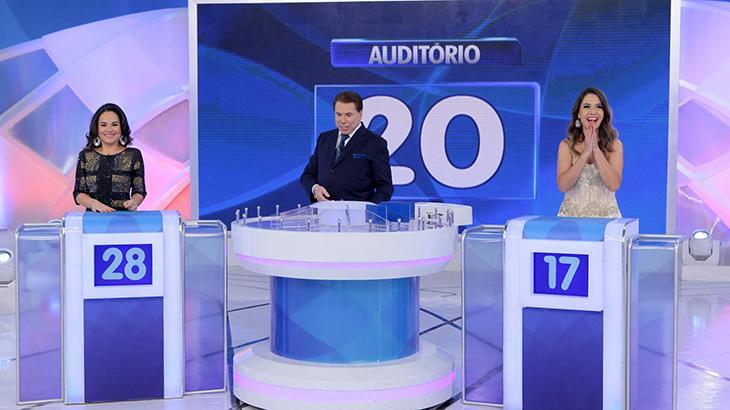 Silvio Santos exibe pegadinha inovadora com Porpetone, Marlei Cevada e Pyong Lee