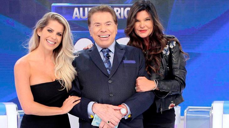 "Patrícia Abravanel volta ao \""Programa Silvio Santos\"" neste domingo"