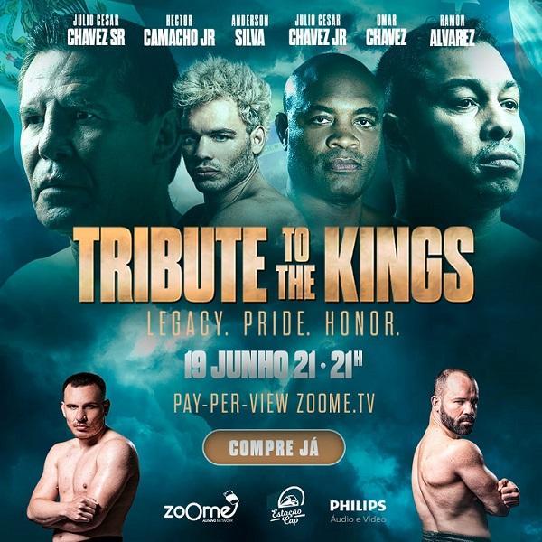 Estreia de Anderson Silva no boxe terá transmissão exclusiva em plataforma de vídeos