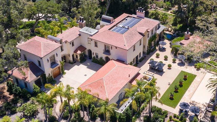 Katy Perry e Orlando Bloom escolhem nova mansão para quando o bebê nascer