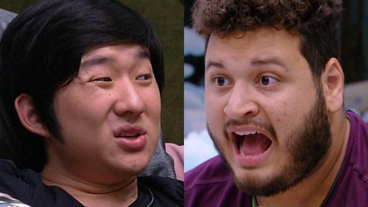 Pyong Lee conversou com Marcela sobre postura de Victor Hugo no reality show BBB20