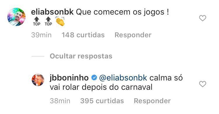 """BBB20: Boninho confirma Quarto Branco 2.0 depois do Carnaval e avisa: \""""Punk\"""""""