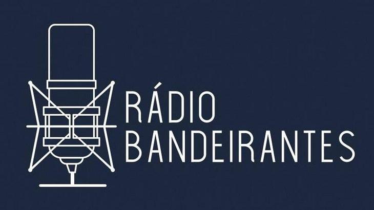 Logotipo da Rádio Bandeirantes