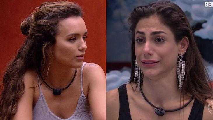 Rafa Kalimann falou sobre a postuta de Mari Gonzalez no BBB20