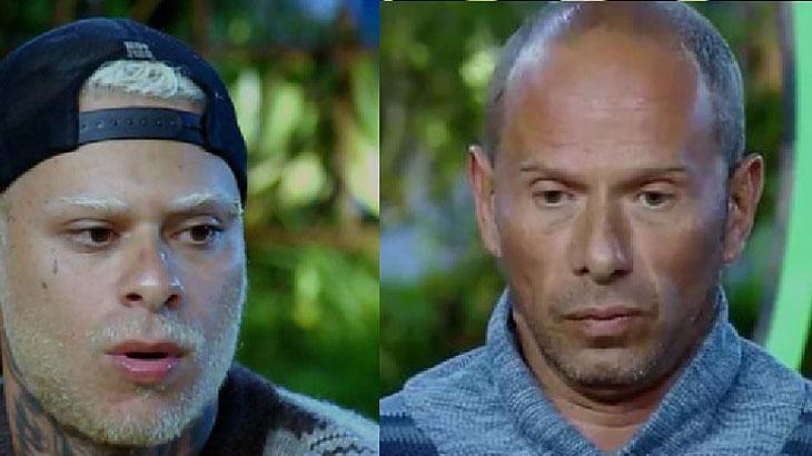 Leo Stronda e Rafael Ilha disputam permanência na casa
