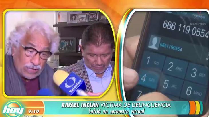 Ator mexicano fala sobre sequestro e confirma que pagou fortuna de resgate para ser liberado