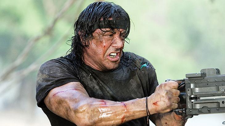 Sofrendo de artrite, Sylvester Stallone diz não ter mais condições de lutar em cena