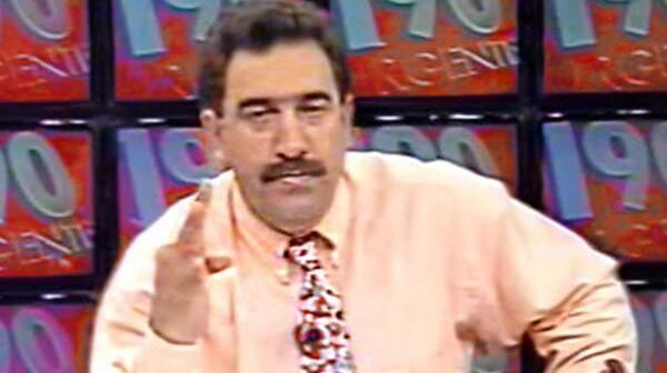 Há 25 anos, Ratinho estreava 190 Urgente na CNT e despontava como fenômeno