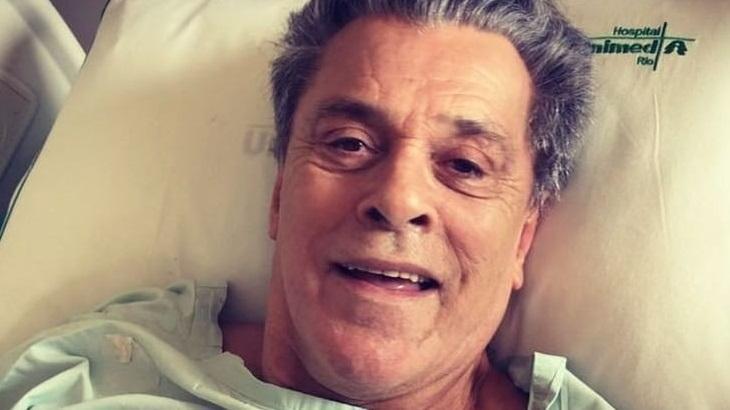 """Ator da Globo volta às novelas após acidente e 65 cirurgias: \""""Emocionante\"""""""