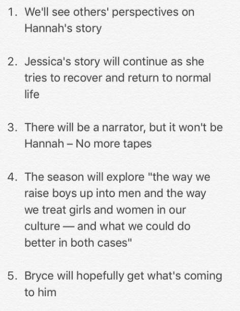 """Em nova temporada de \""""13 Reasons Why\"""", Bryce terá o que merece; confira novidades"""