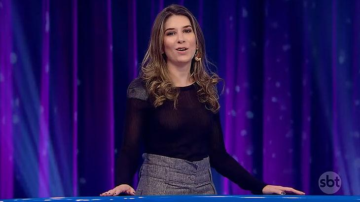 Rebeca Abravanel apresenta o Roda Roda Jequiti