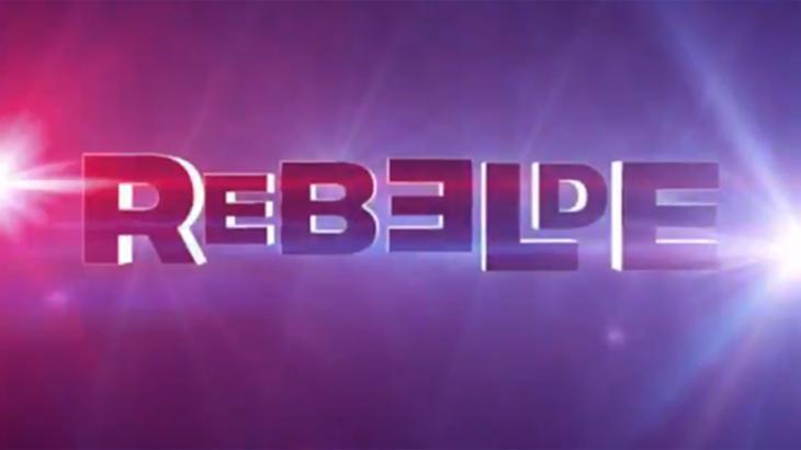 Logo de Rebelde da Netflix