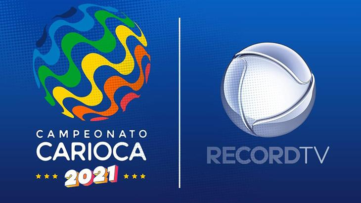 Logo do Campeonato Carioca e Record