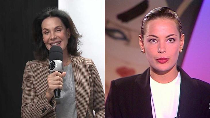 Carolina Ferraz é a nova apresentadora do Domingo Espetacular