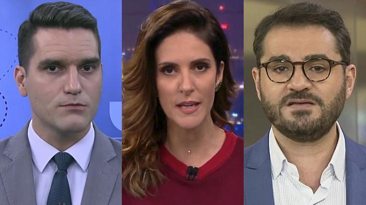 Record News, CNN Brasil e Globo News disputam audiência na TV paga