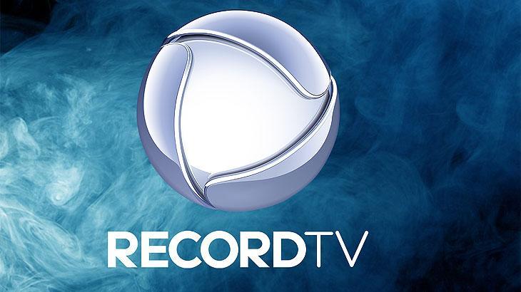 Logo da Record