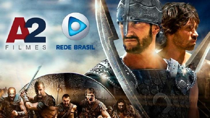 Divulgação de filme da Rede Brasil e A2 Filmes