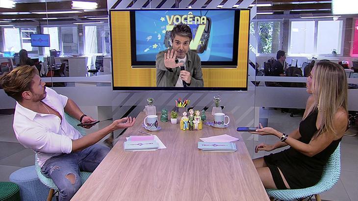 Franklin David, Lígia Mendes e João Kléber
