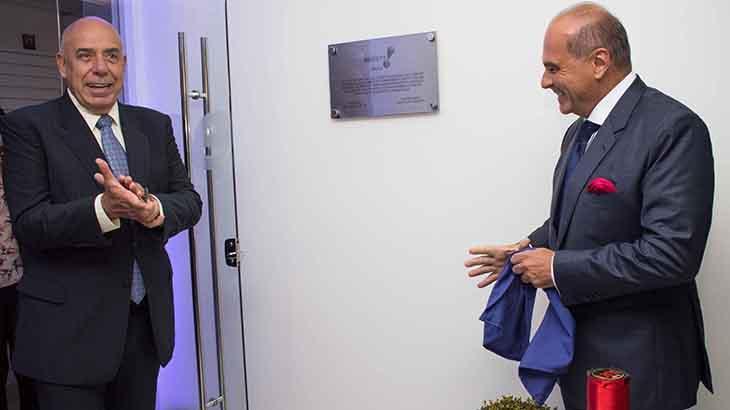 RedeTV! inaugura nova sede em Brasília com presença dos acionistas, elenco e políticos
