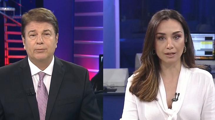 Apresentadores do RedeTV! News