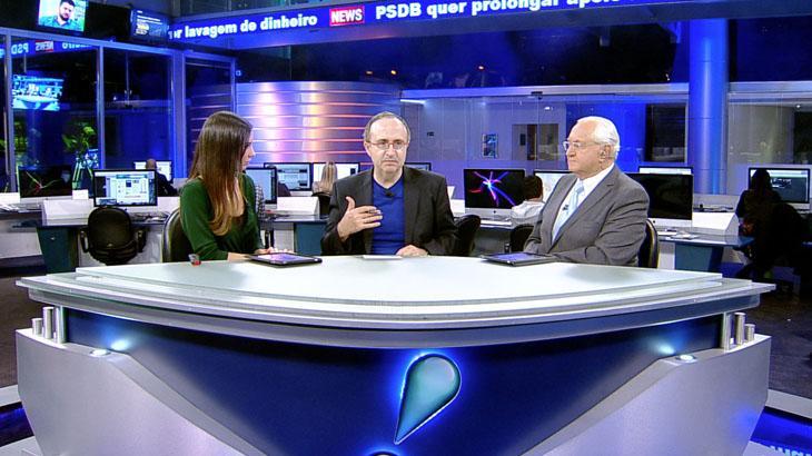 Fora da Veja e Jovem Pan após conversa grampeada, Reinaldo Azevedo amplia espaço na RedeTV!