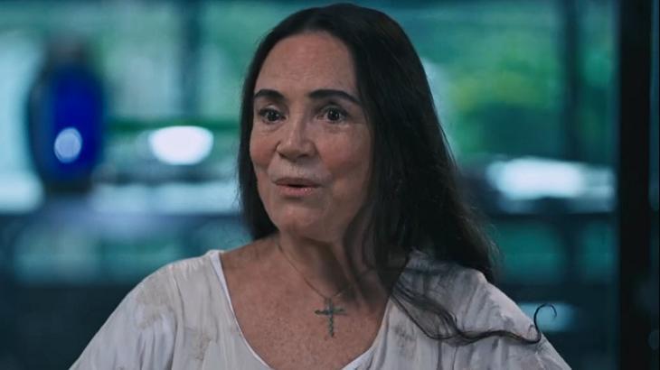 Regina Duarte diz ao Fantástico que dinheiro público não será usado para agradar minoria