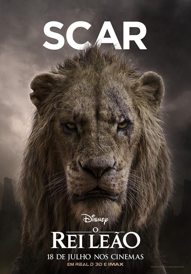 Disney aguça fãs com trailer e pôsteres do novo O Rei Leão; confira