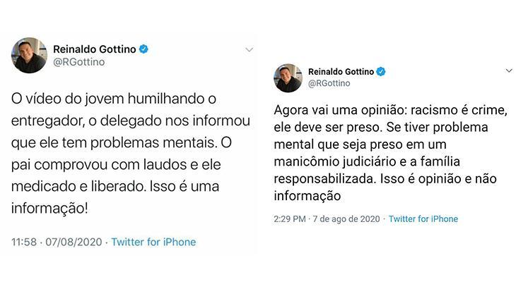 Gabriela Prioli faz crítica e seguidores veem indireta a Gottino