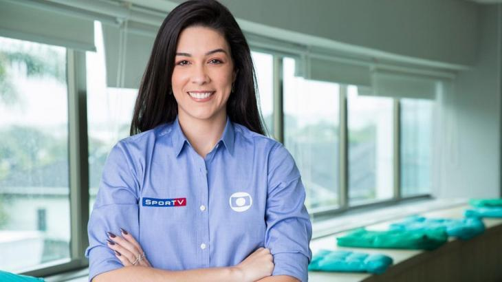 Renata Silveira será primeira narradora da seleção masculina pelo SporTV