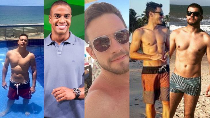 Repórteres bonitos da TV brasileira