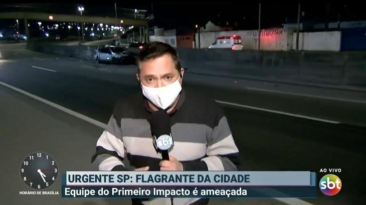 Marcelo Bittencourt ao vivo no Primeiro Impacto
