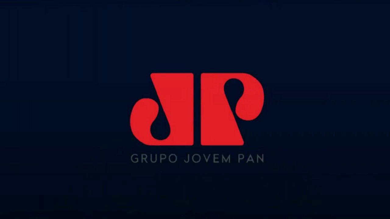 Logotipo da rádio Jovem Pan