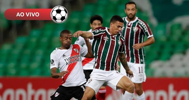 River Plate x Fluminense