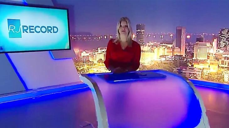 "RecordTV comemora recordes do \""SP Record\"" e \""RJ Record\"" nesta quarta-feira"