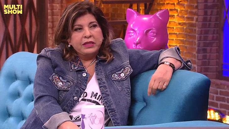 "No Lady Night desta terça-feira 27/11, Roberta Miranda revela: \""já namorei uma travesti\"""