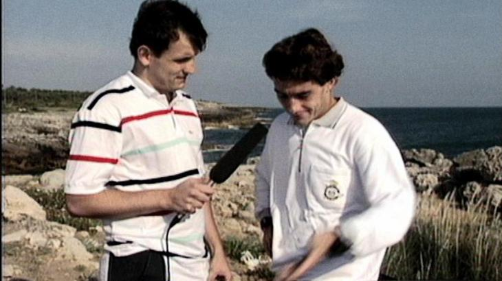 Cabrini conta como foi contratado pela Globo após furar exclusividade da Fórmula 1 pelo SBT