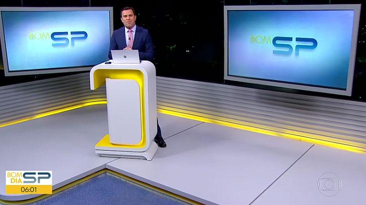 """Rodrigo Bocardi revela qual a fórmula de sucesso do \""""Bom Dia São Paulo\"""""""