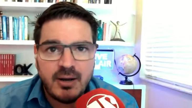 Rodrigo Constantino falou com o Pânico