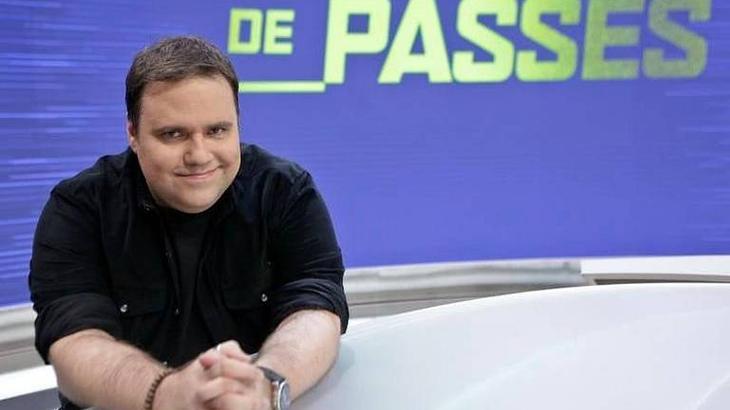 Rodrigo Rodrigues no Troca de Passes