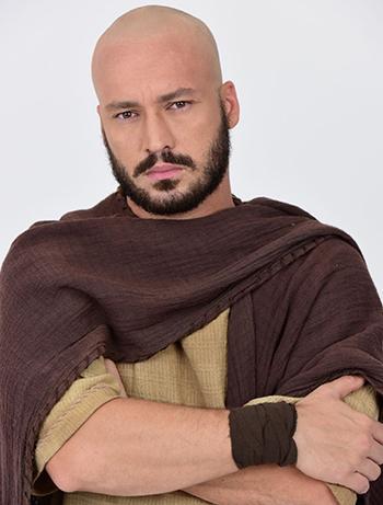 """Rodrigo Andrade decide raspar a cabeça para \""""Jesus\"""": \""""minha mulher não queria\"""""""