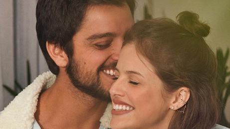 Rodrigo Simas e Agatha Moreira juntos