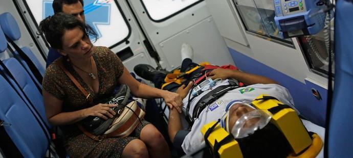Totalmente Demais: Wesley salva Montanha de atentado e leva a pior