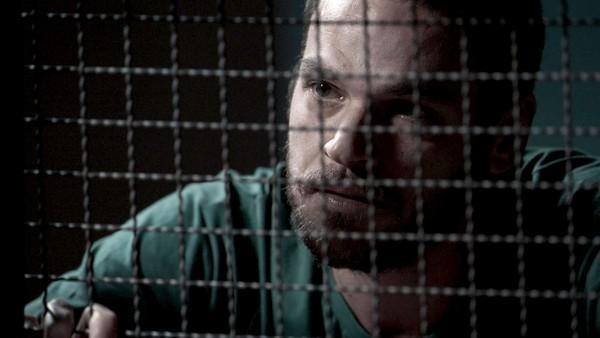 Rubinho na cadeia em A Força do Querer