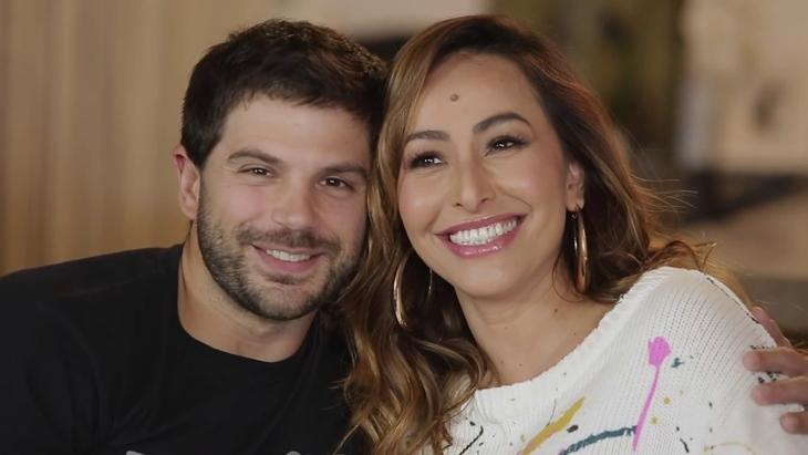Sabrina SAto e Duda Nagle sorrindo