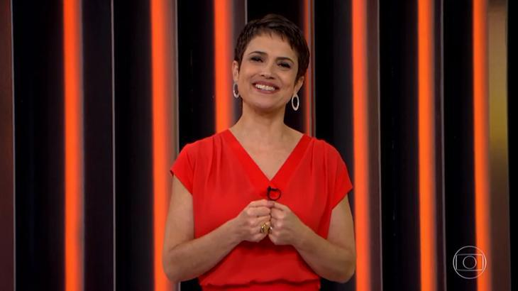 Sandra Annenberg no Globo Repórter