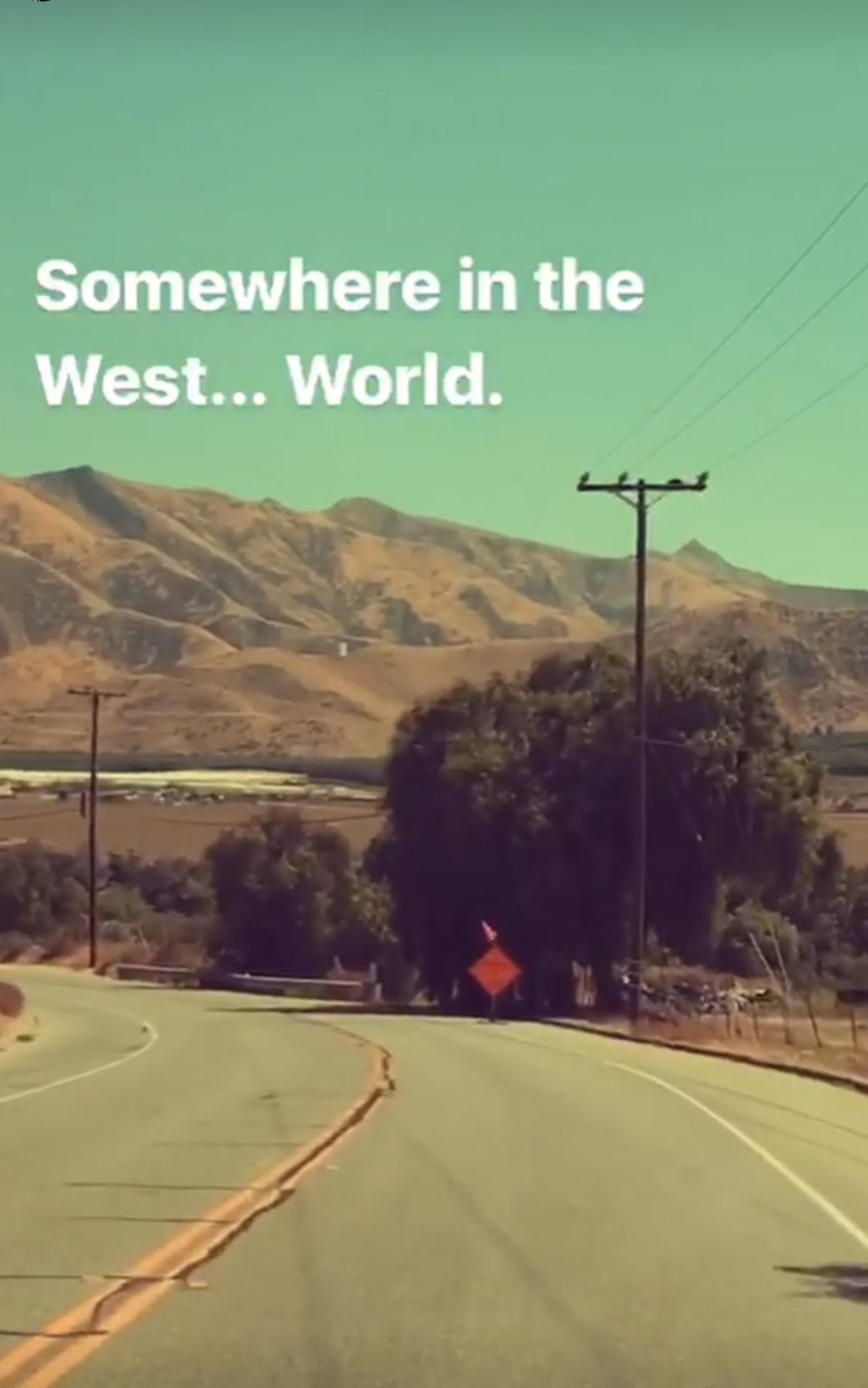 """Rodrigo Santoro começa a gravar nova temporada de \""""Westworld\"""""""