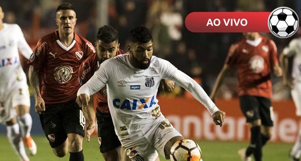 Santos x Independiente