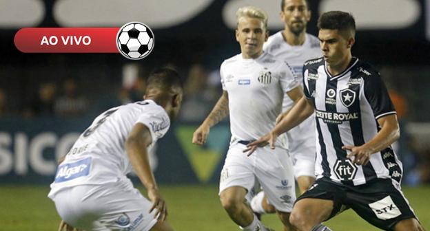 Santos x Botafogo-SP