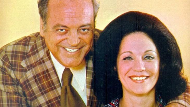 Lolita e Airton Rodrigues