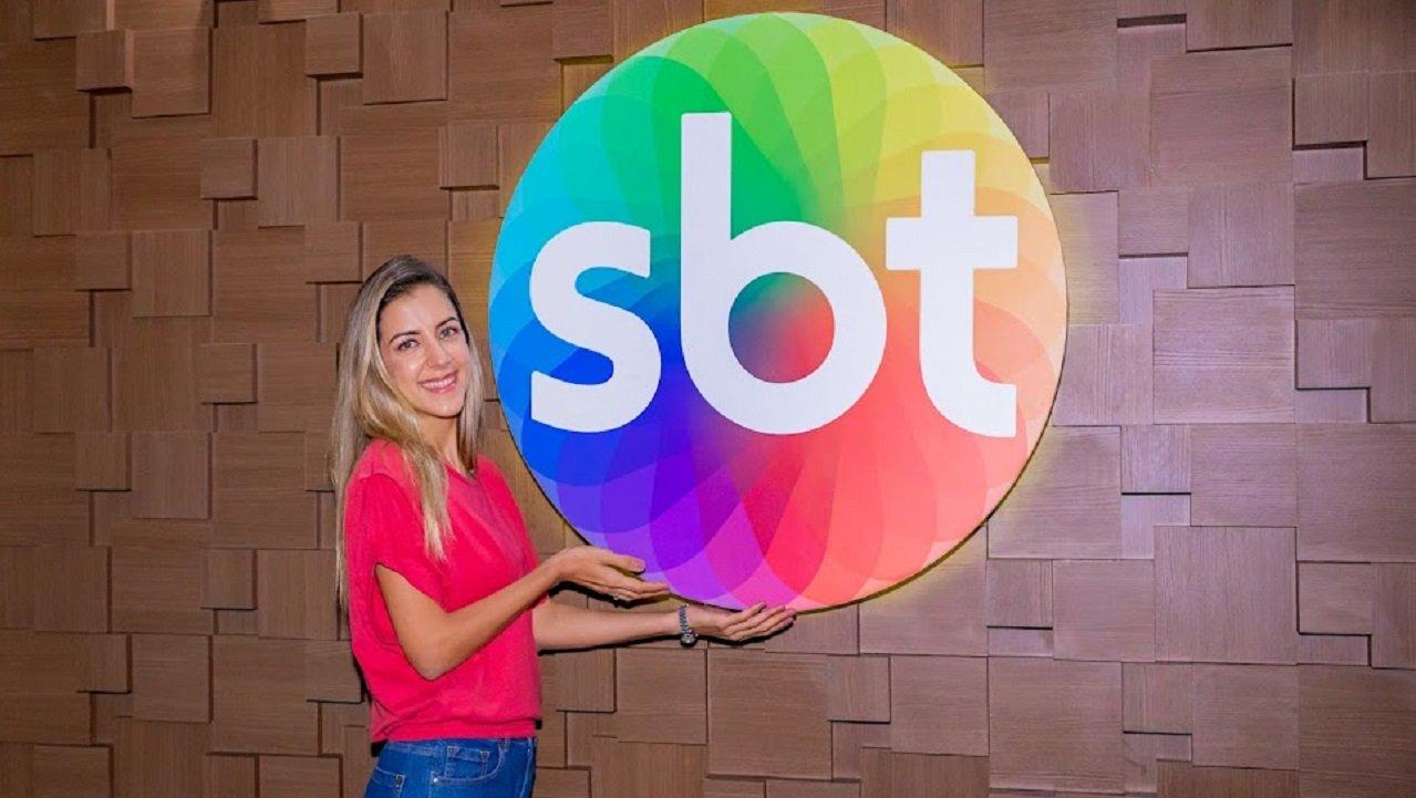 Nova contratada, apresentadora da Champions League revela ligação antiga com o SBT